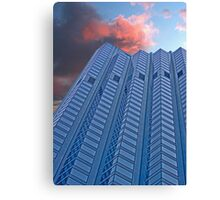 High Rise Office Building Canvas Print