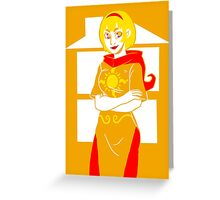 Rose Lalonde - Thanks for playing Greeting Card