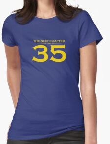 The Next Chapter Womens Fitted T-Shirt