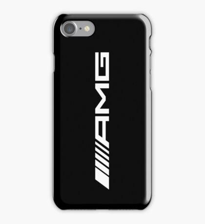 AMG WHITE iPhone Case/Skin