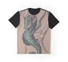 SeaHorse Dragon (Dragon Seahorse?) Graphic T-Shirt