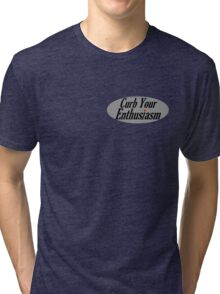 Curb Your Enthusiasm - Gray Tri-blend T-Shirt