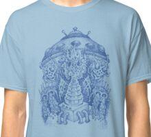 INVADED (blue) Classic T-Shirt