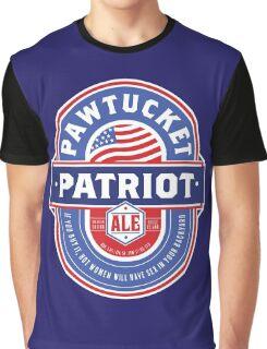 Pawtucket Patriot Ale Graphic T-Shirt