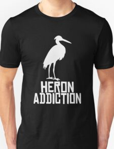 Heron Addiction Unisex T-Shirt