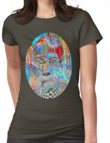 callas in wonderland Womens Fitted T-Shirt
