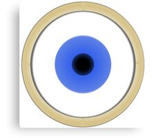 Mad Eye Moodys Eye Canvas Print