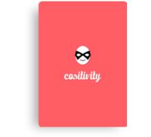 Cositivity Canvas Print