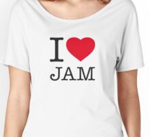 I ♥ JAM Women's Relaxed Fit T-Shirt