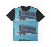 MORE GRIME Graphic T-Shirt