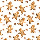 Gingerbread Man by T-ShirtsGifts
