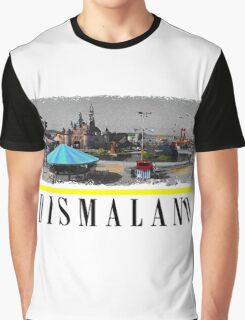 Dismaland Fan Art Graphic T-Shirt