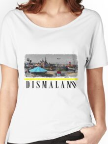 Dismaland Fan Art Women's Relaxed Fit T-Shirt