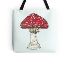 Fly Agaric Toadstool Tote Bag