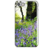 Devon Bluebells iPhone Case/Skin