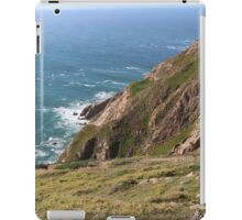 A view of Pacific Ocean. iPad Case/Skin