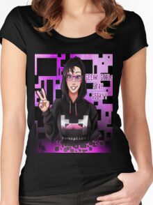 Geek Chic Women's Fitted Scoop T-Shirt
