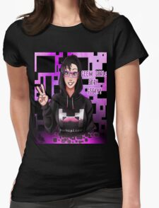 Geek Chic Womens Fitted T-Shirt