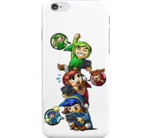 Tri Force Heroes iPhone Case/Skin