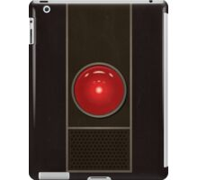 HAL 9000 computer from 2001 iPad Case/Skin