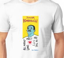 Junior Kimbrough Blues Folk Art Unisex T-Shirt