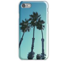 mas palm trees iPhone Case/Skin