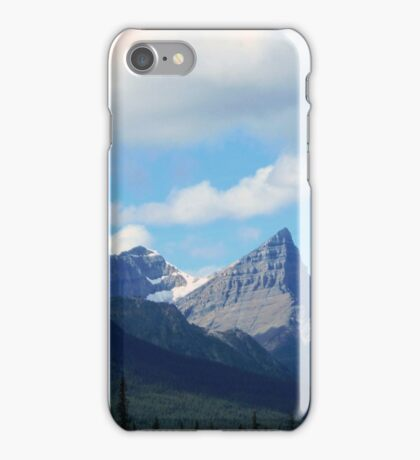 Icefields Parkway in the Fall iPhone Case/Skin