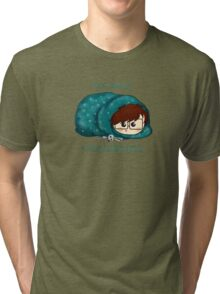 burrito blanket /Agat/ Tri-blend T-Shirt