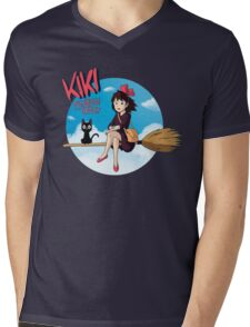 Kiki: The Delivery Witch Mens V-Neck T-Shirt