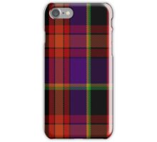 01503 Tribal Tartan  iPhone Case/Skin