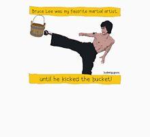 Bruce Lee kicks the bucket Classic T-Shirt