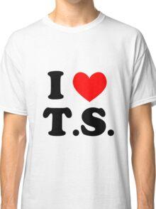 I Love T.S. Classic T-Shirt