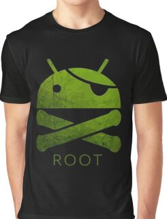 Root Android Graphic T-Shirt