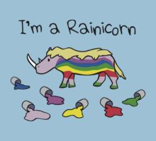I'm A Rainicorn (Adventure Time) by jezkemp