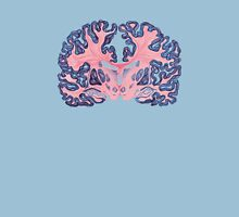 Gyri and Swirls of Human Brain Unisex T-Shirt