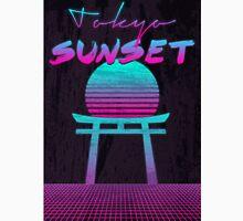 Tokyo Sunset Unisex T-Shirt