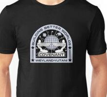 Covenant tee shirt space mission Unisex T-Shirt