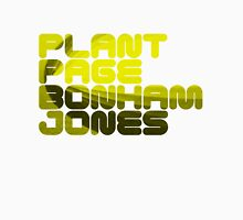 Plant Page Bonham Jones Unisex T-Shirt