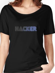 Hacker Women's Relaxed Fit T-Shirt
