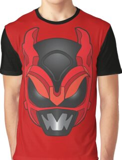 Psycho Red Ranger Graphic T-Shirt