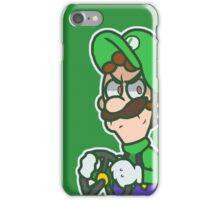 Luigi Kart 8 iPhone Case/Skin