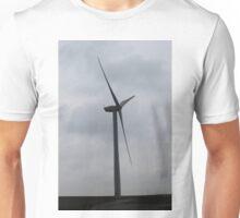 Wind rotor Unisex T-Shirt