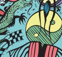JB Tee! Sticker