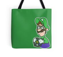 Luigi Kart 8 Tote Bag