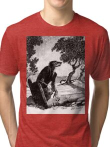 Hardcore Werewolf No. 1 Tri-blend T-Shirt
