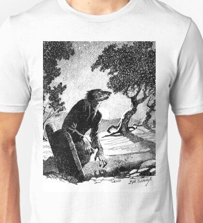 Hardcore Werewolf No. 1 Unisex T-Shirt