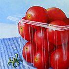 Cherry Tomatoes by Pamela Burger