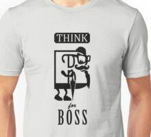 Think B for Boss VRS2 Unisex T-Shirt