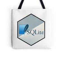 SQL lite hexagonal programming language  Tote Bag