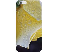 Drops of Gold iPhone Case/Skin